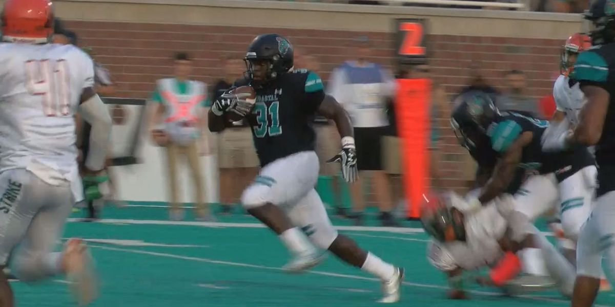 Hop breaks records, CCU rolls over FAMU