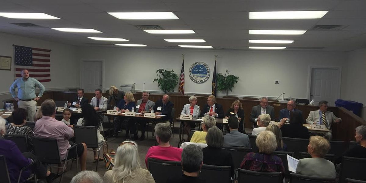 Surfside candidates debate hot-button issues ahead of election
