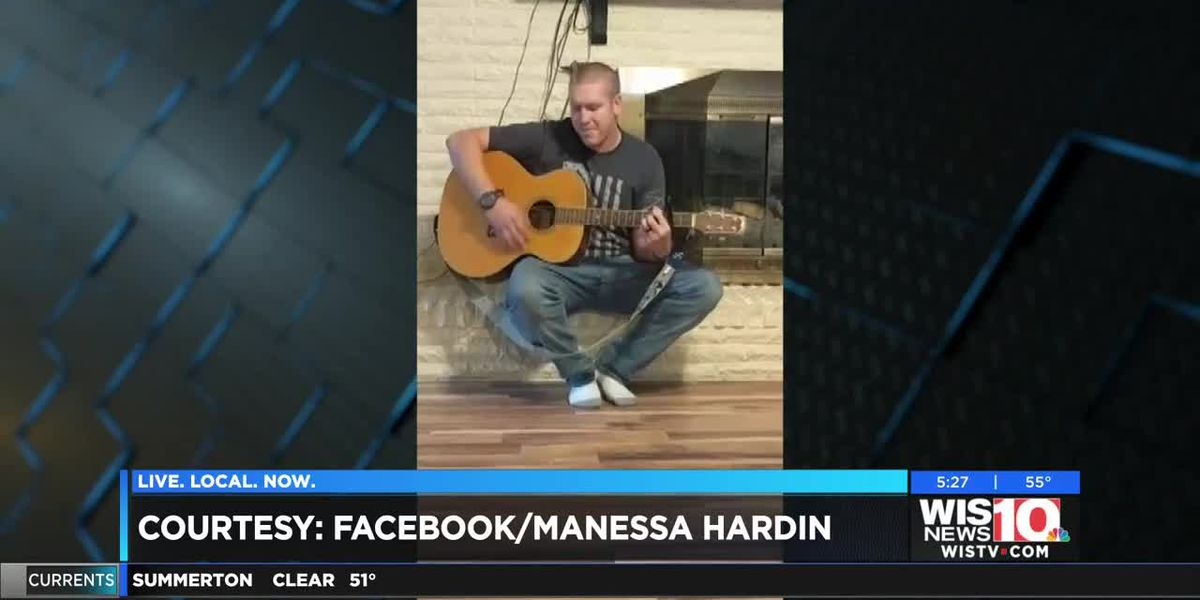 Friend sings song in memory of fallen SC deputy Farrah Turner