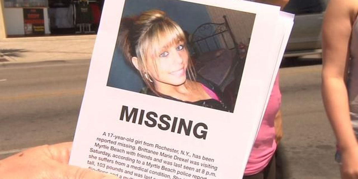Carolina True Crime: 'Where is Brittanee Drexel?' is still being asked almost 10 years later
