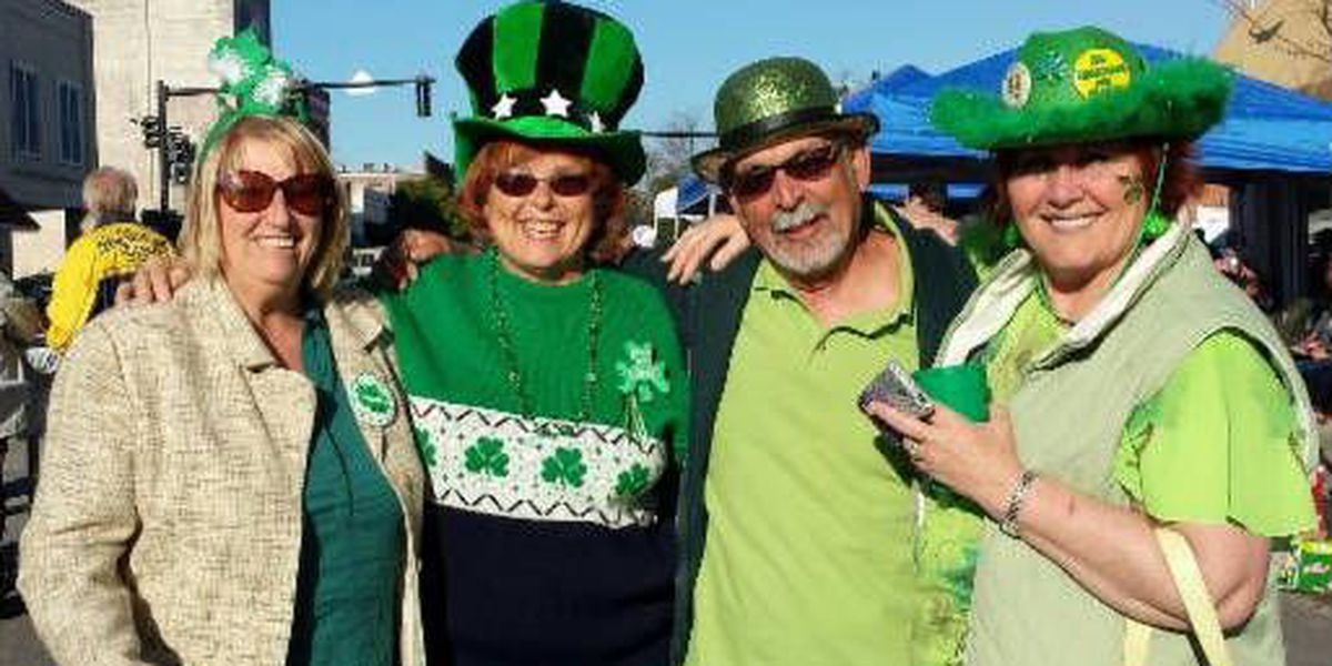 St. Patty's Day in Downtown Conway relocated