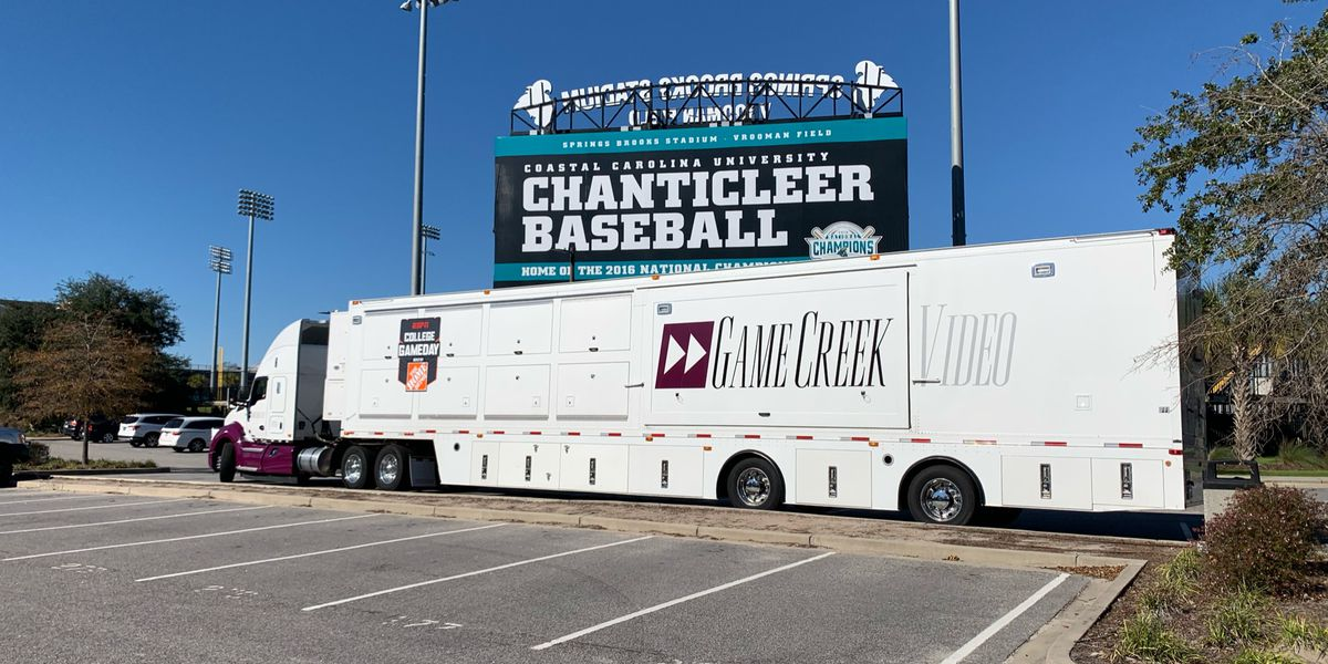 CCU plans to show Saturday's football game on big screen at baseball stadium
