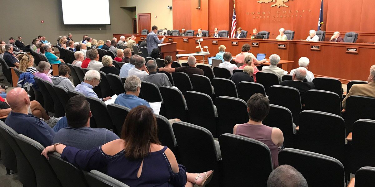 Horry County Council, school board differ on funding for school resource officers
