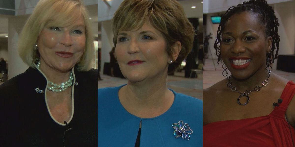 Three Grand Strand women honored at women's conference