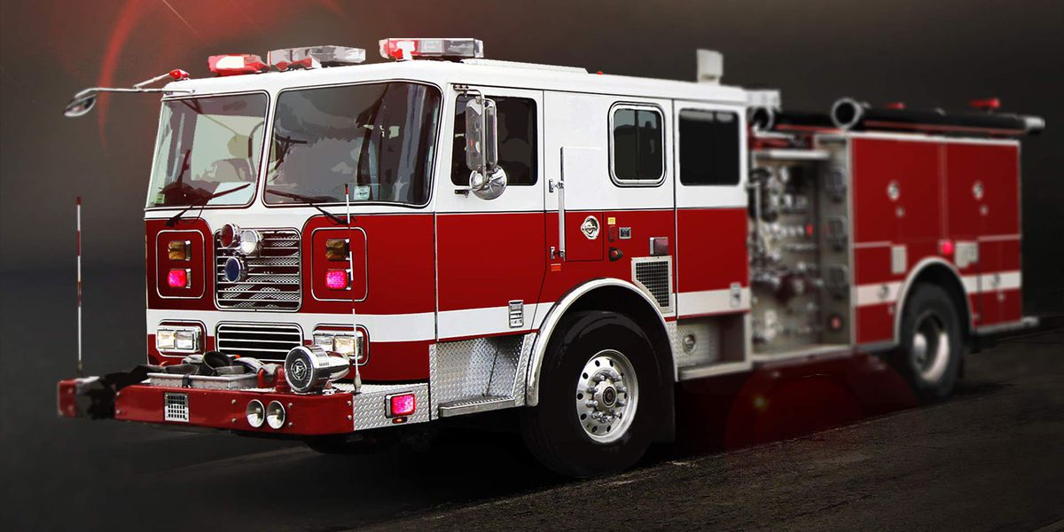 Georgetown emergency crews respond to fire at manufacturer facility