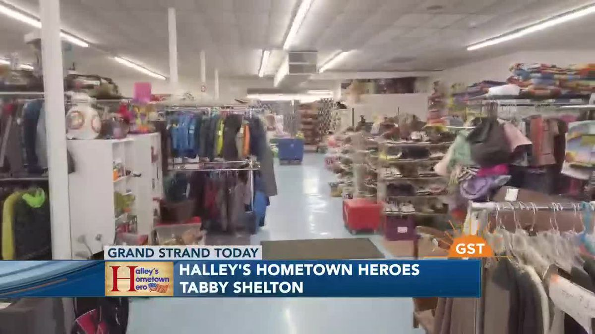 Halley's Hometown Heroes: Tabby Shelton, Fostering Hope