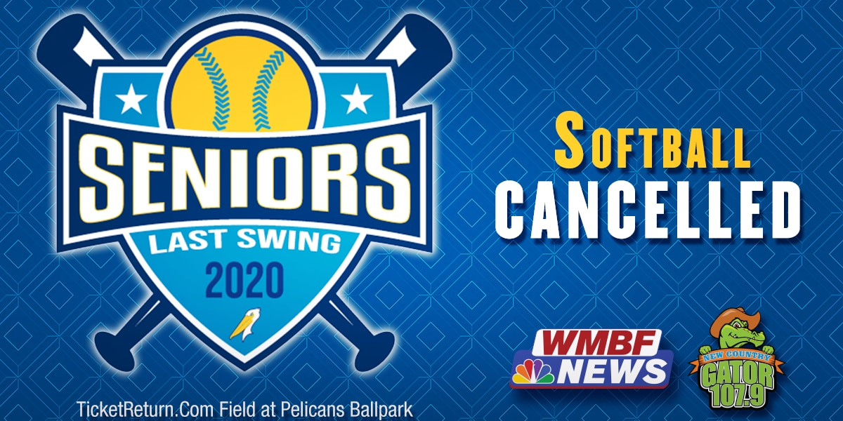 Pelicans cancel 'Seniors Last Swing' softball game due to governor's executive order