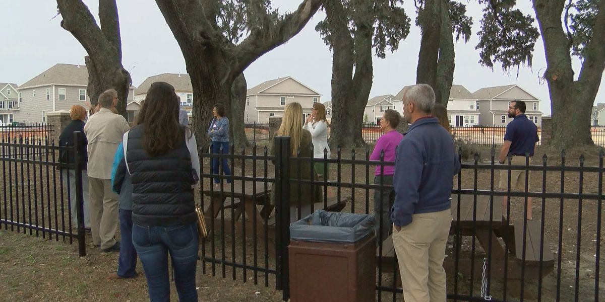 Horry County, community members discuss concept of future Revolutionary War park