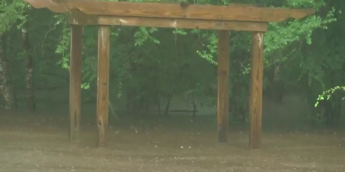 Authorities ask public to be on the lookout for flooded roadways in the Pee Dee