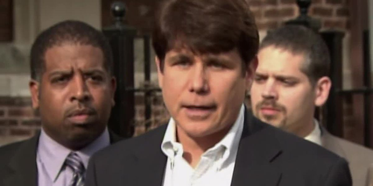 Trump commutes Blagojevich's sentence, grants 10 clemency