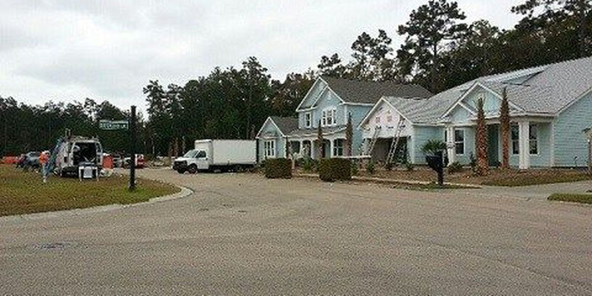 More home construction pops up around Market Common