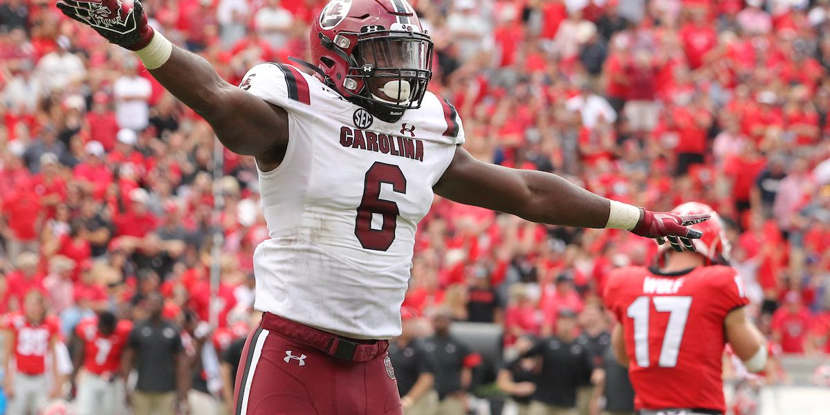 Gamecocks face another top-10 challenge at home against No. 9 Florida