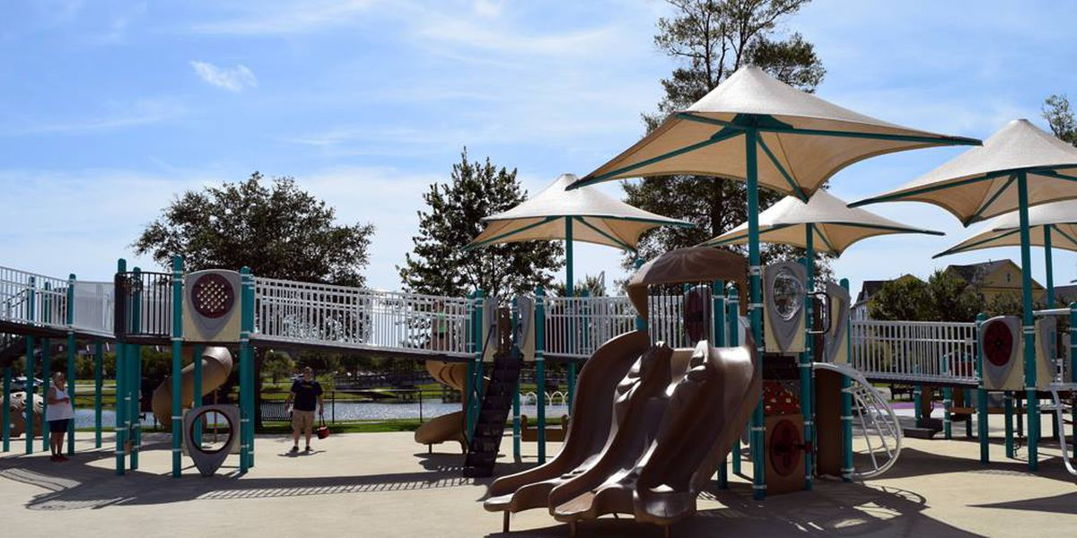 Savannah's Playground re-opens after yearly safety check-up
