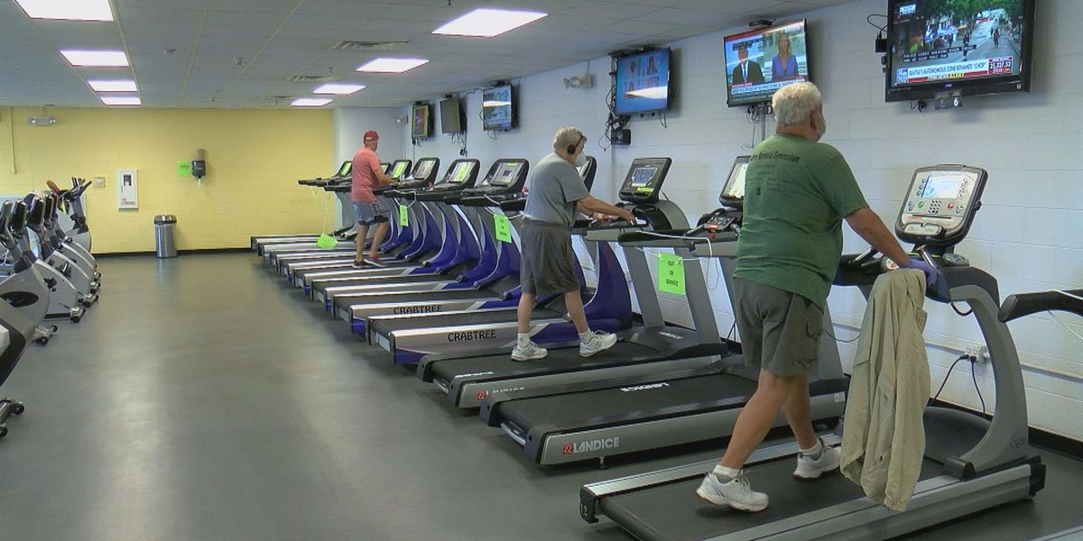 Myrtle Beach rec centers reopen with many precautions