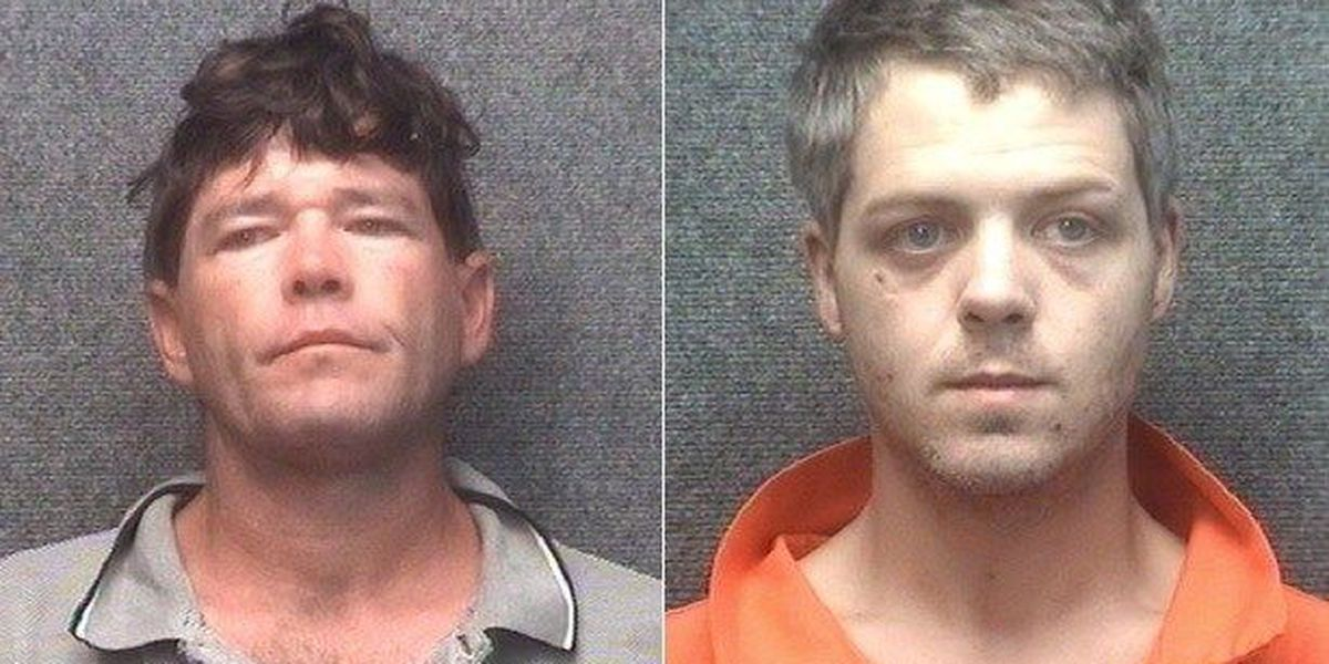 Armed robbery led police to meth lab