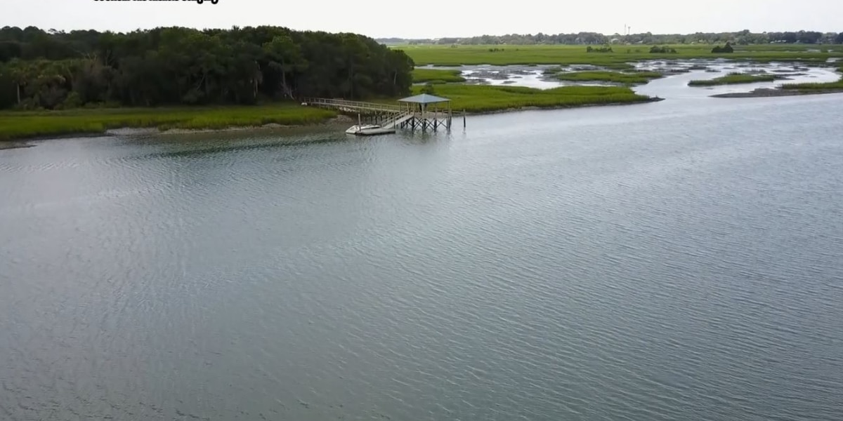 With the right budget, you can own an island in South Carolina