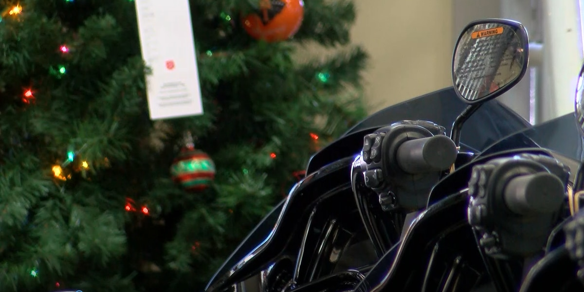Myrtle Beach Harley Davidson gives back through multiple charities this holiday season