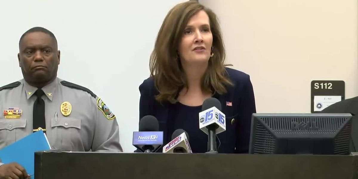 RAW: U.S. Attorney announces charges in major Horry County drug operation