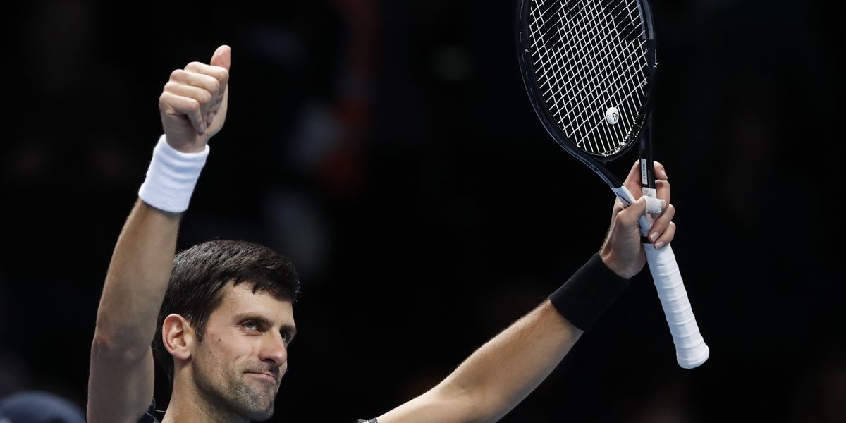 Big 3 of Djokovic, Nadal, Federer closes 2018 ranked 1-2-3