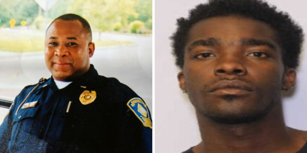 Police locate vehicle of 'armed and dangerous' suspect wanted for murder of former Conway officer