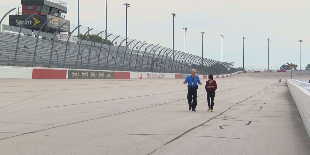 Darlington Raceway prepares for safety and possible emergencies during race