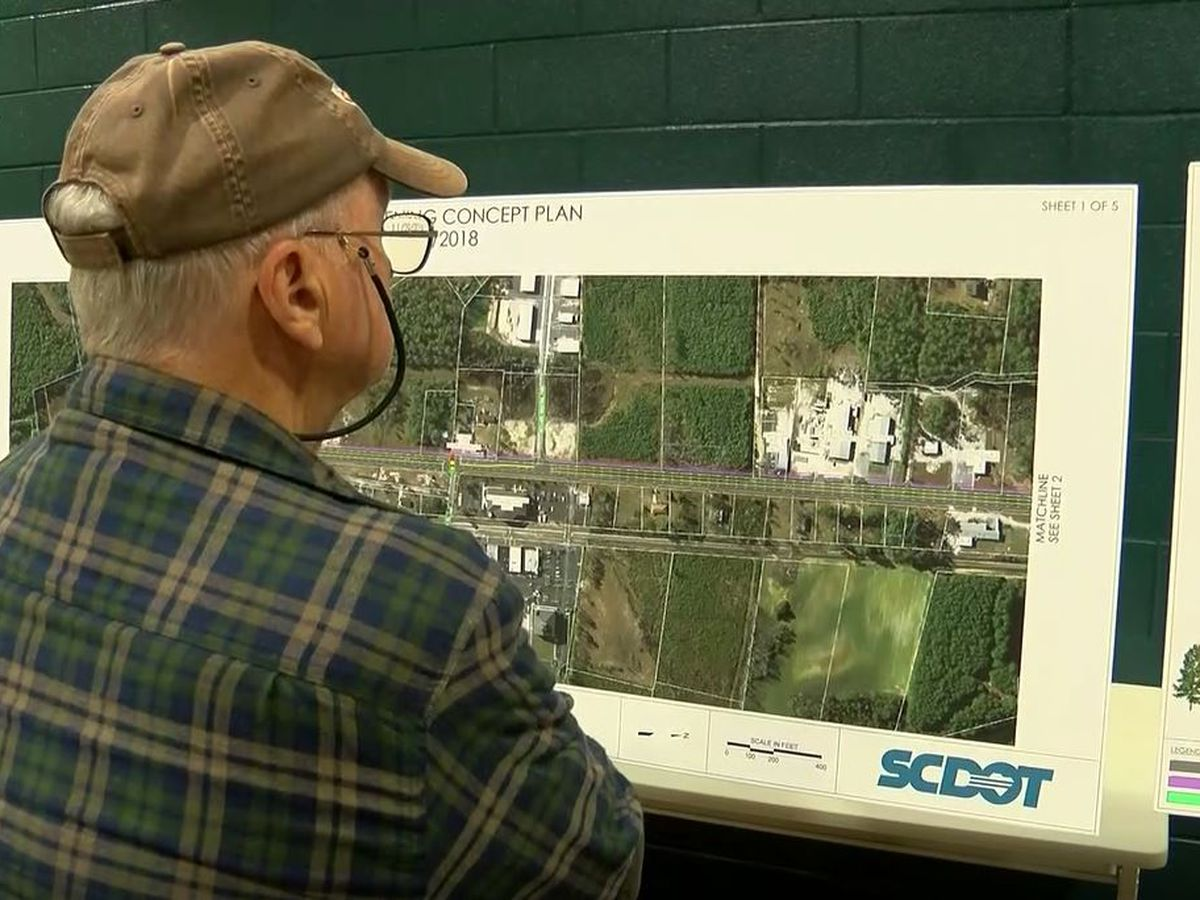 Residents share concerns of plans to widen Highway 701