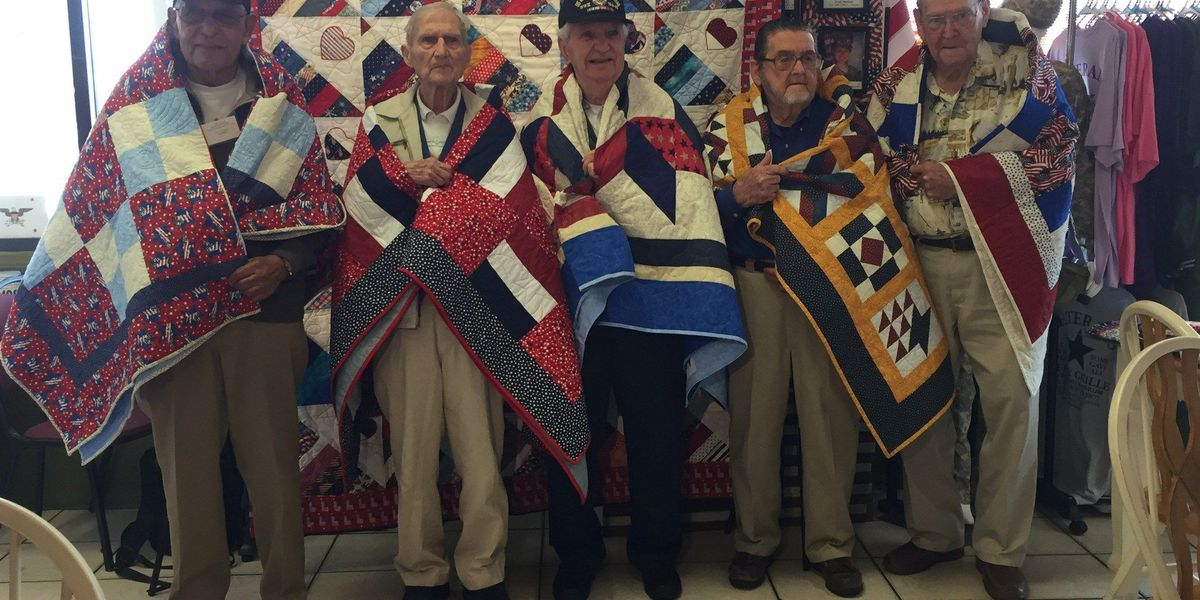 Area World War II veterans honored at ceremony