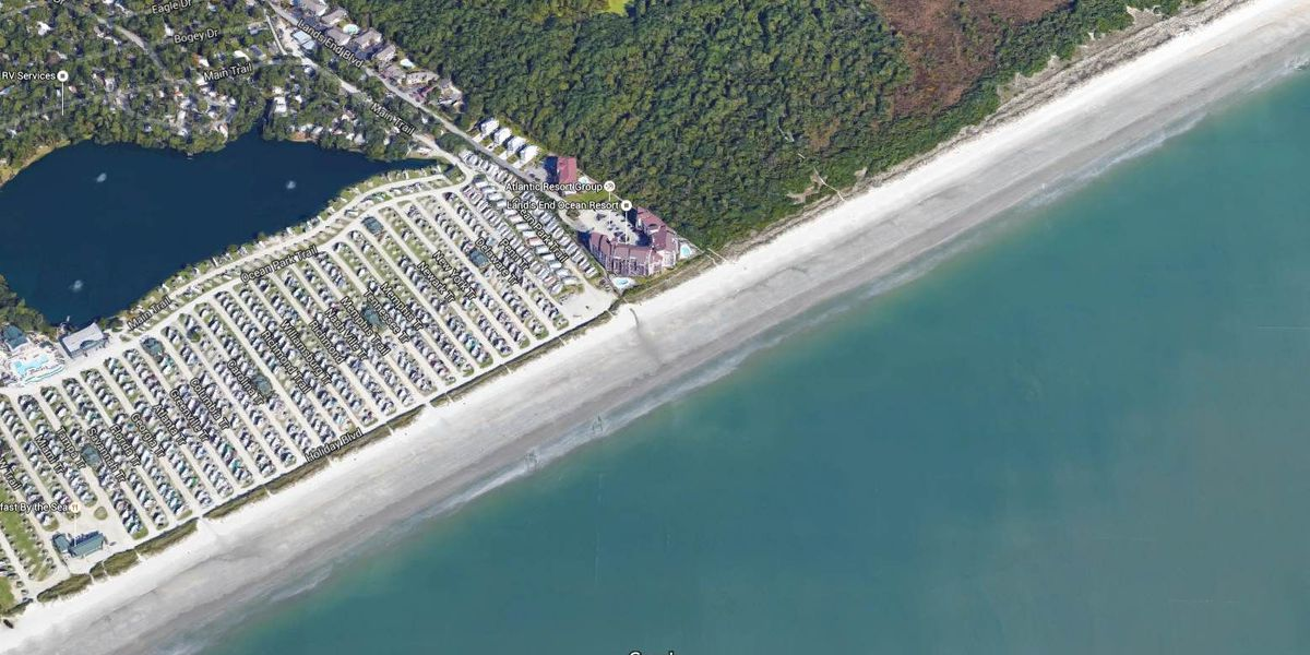 UPDATE: Swim advisory lifted for portion of Horry County beach