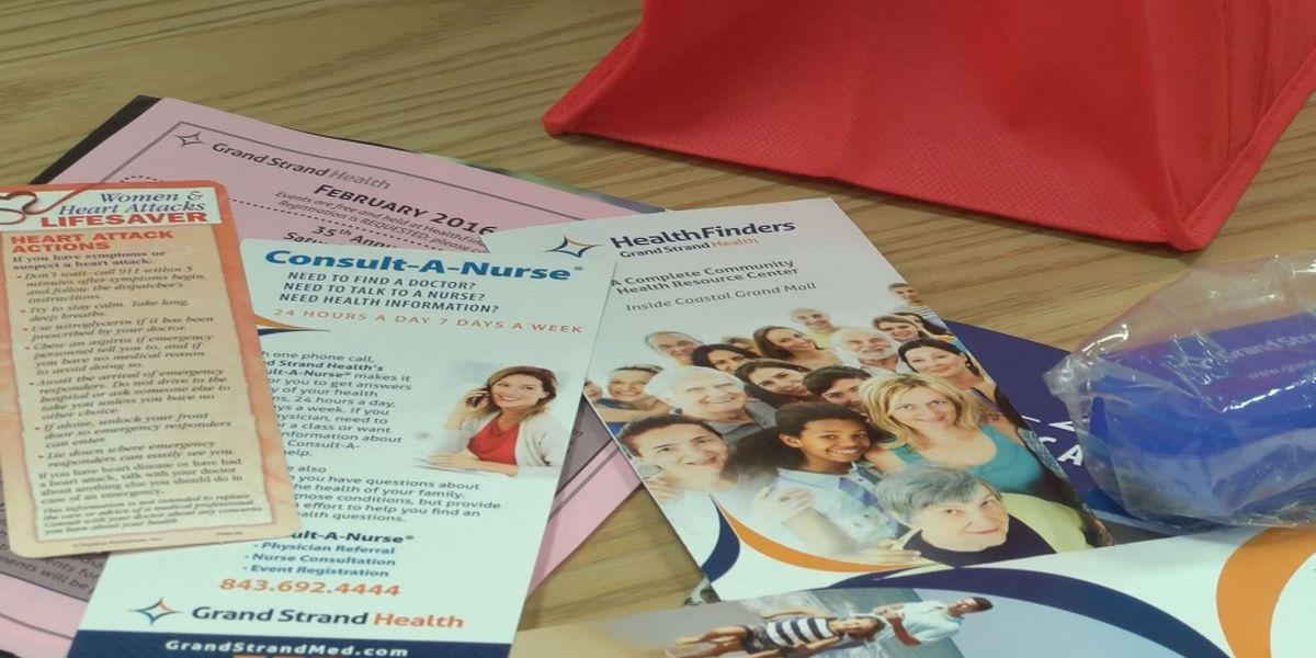 Grand Strand Medical health offering free screenings at health fair