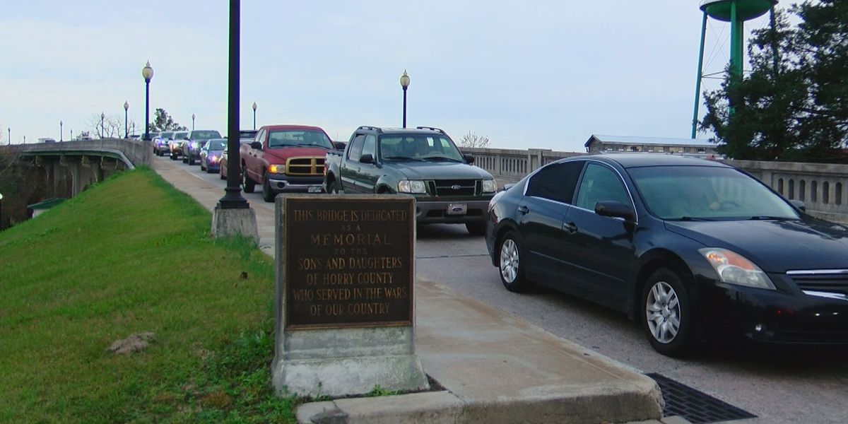 Construction could close Conway's Main Street bridge for nearly three months