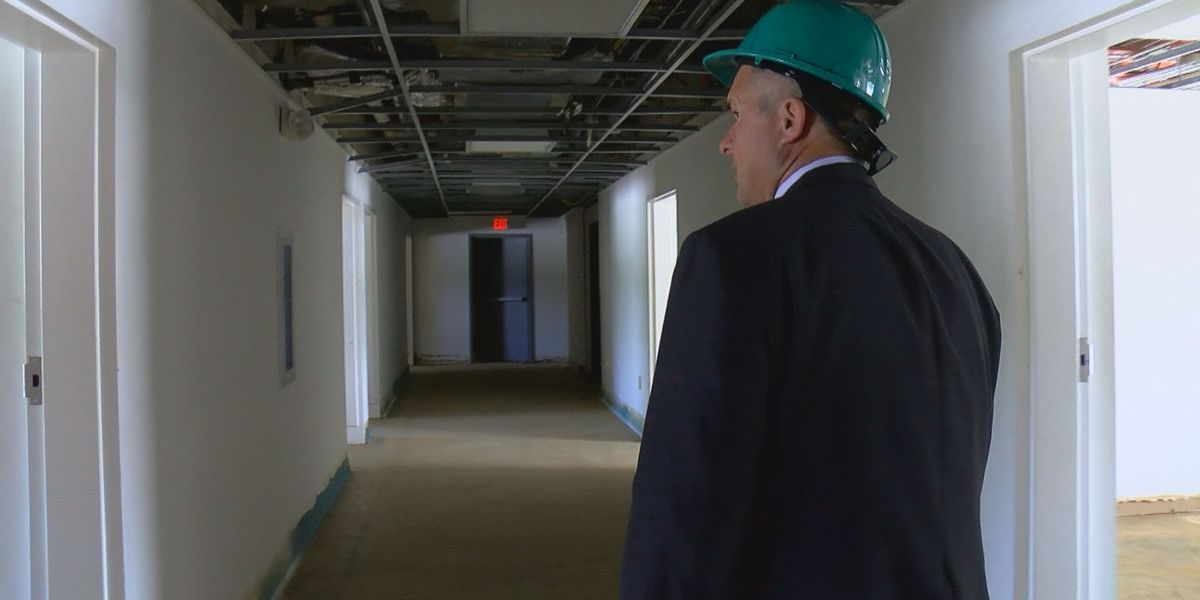 It's Your Money: Horry County Solicitor's Office begins renovating former Conway Hospital
