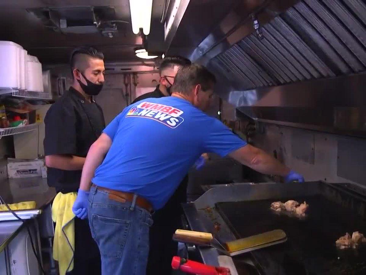 Hey Eric Do My Job!: Taking time to cook burritos