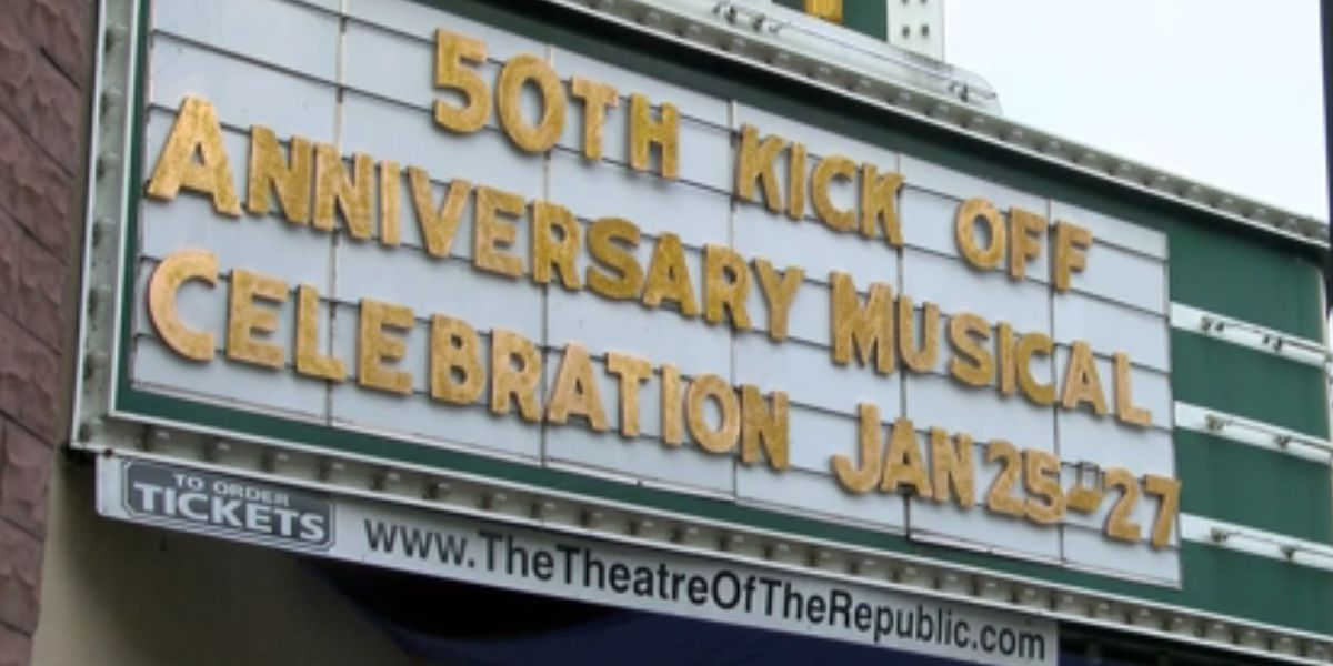 Theatre of the Republic marks 50 years of performances