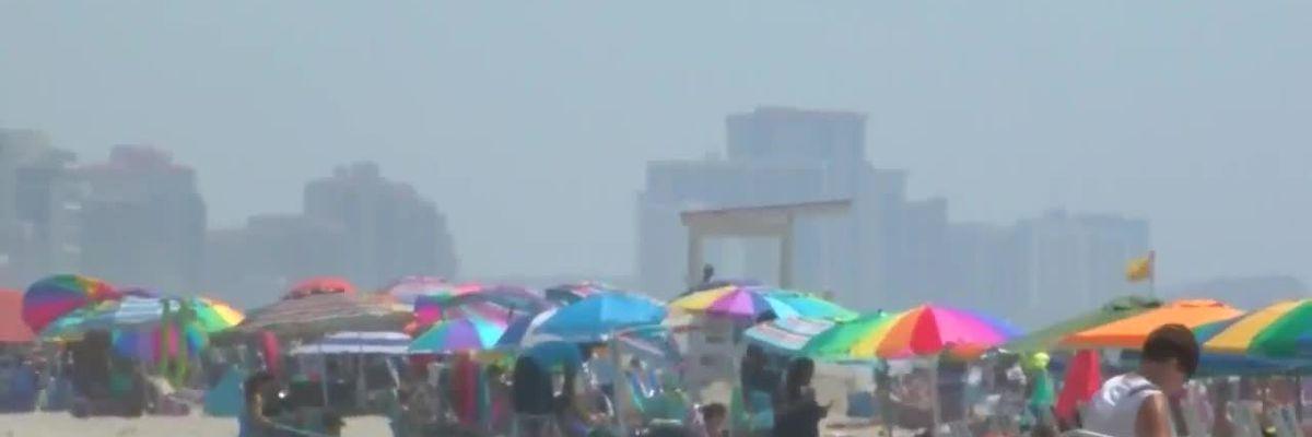 Myrtle Beach City Council passes new beach rules