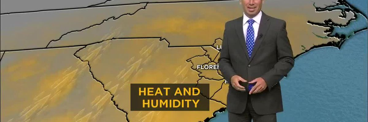 Andrew's Tuesday AM WX