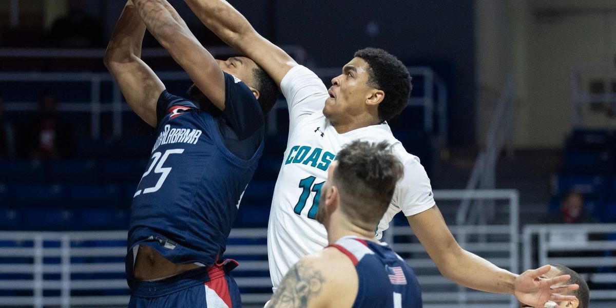 Chants fall on Saturday at South Alabama, 70-66