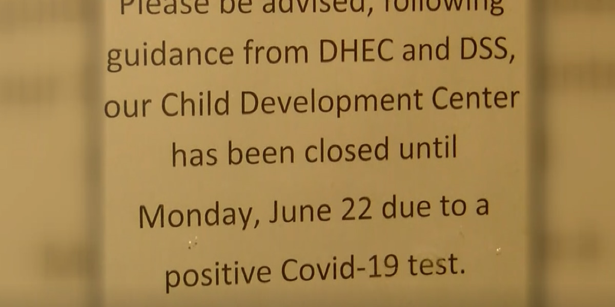 Two Myrtle Beach area daycares temporarily close after staff members test positive for COVID-19