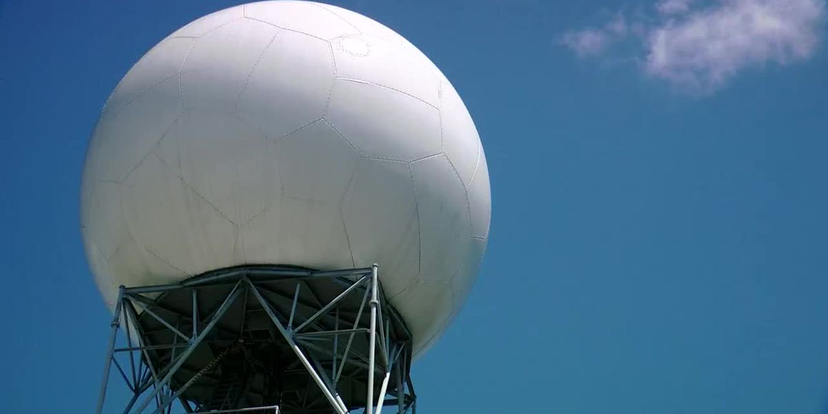 WMBF Investigates: Weather radar beam blocked by trees, impacting its ability to detect storms