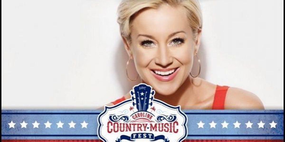 Carolina Country Music Festival announces 5 new artists for lineup