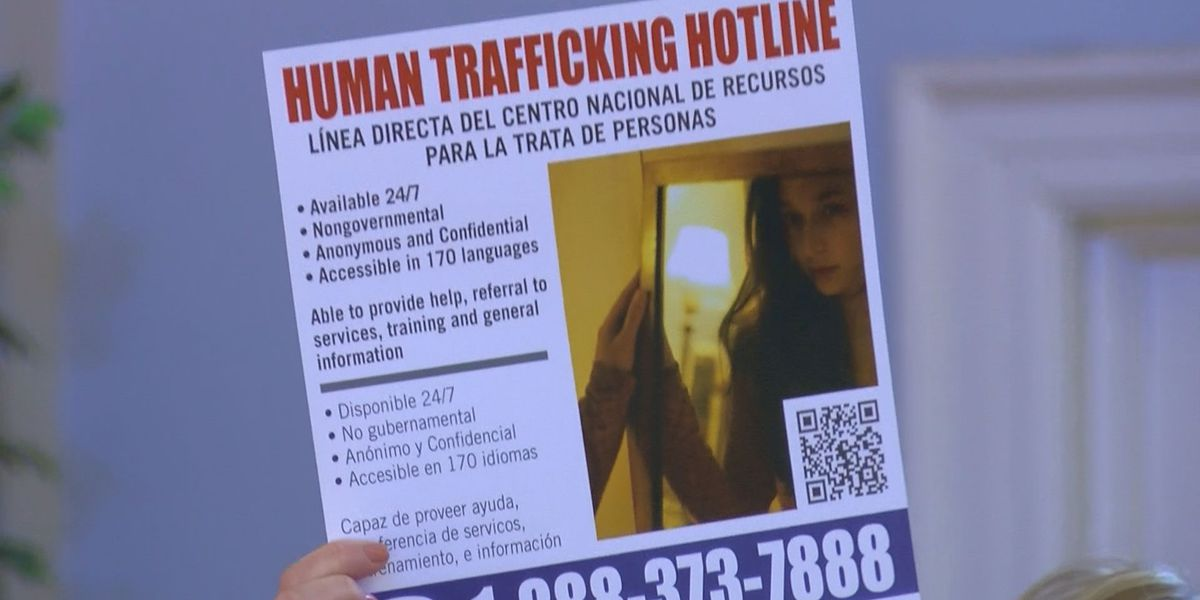 Horry County leads S.C. in reported human trafficking, state report finds