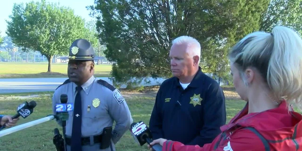 RAW VIDEO: S.C. Highway Patrol, Berkeley Co. sheriff give update on fatal officer-involved shooting