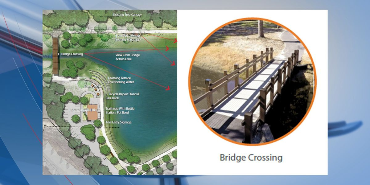 City applies for $100K grant to build walking bridge in The Market Common