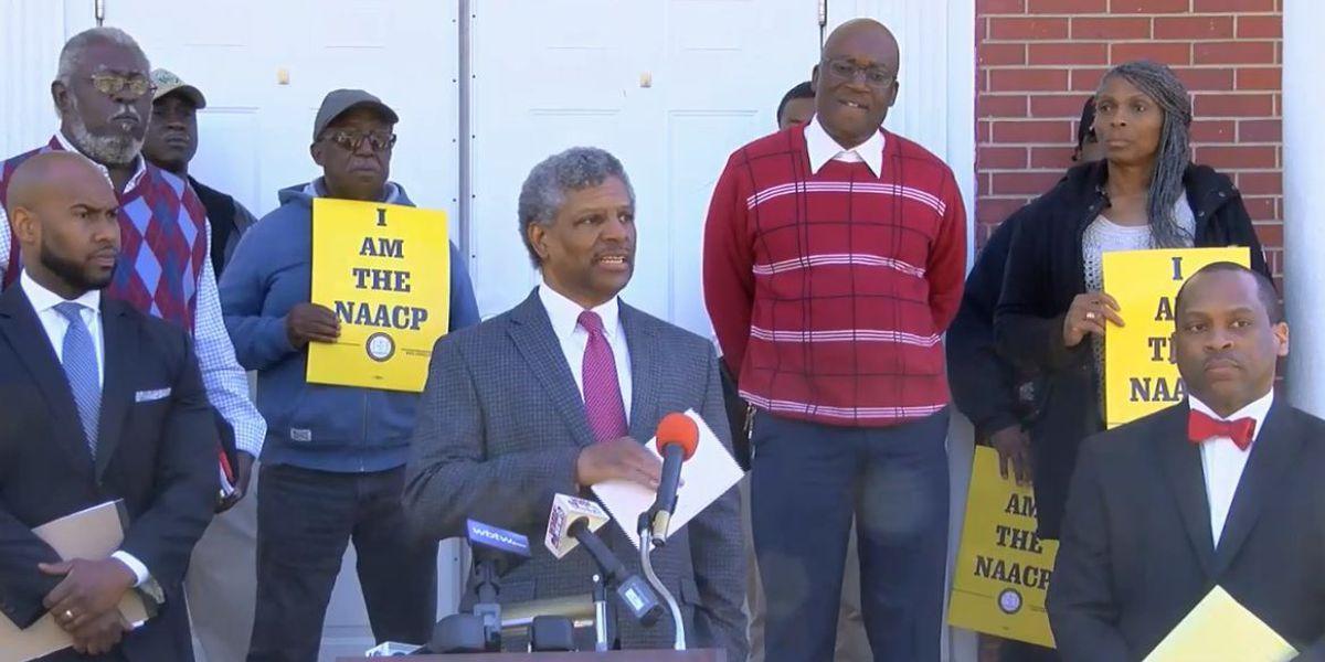 NAACP files race discrimination suit against Myrtle Beach, MBPD over Bikefest