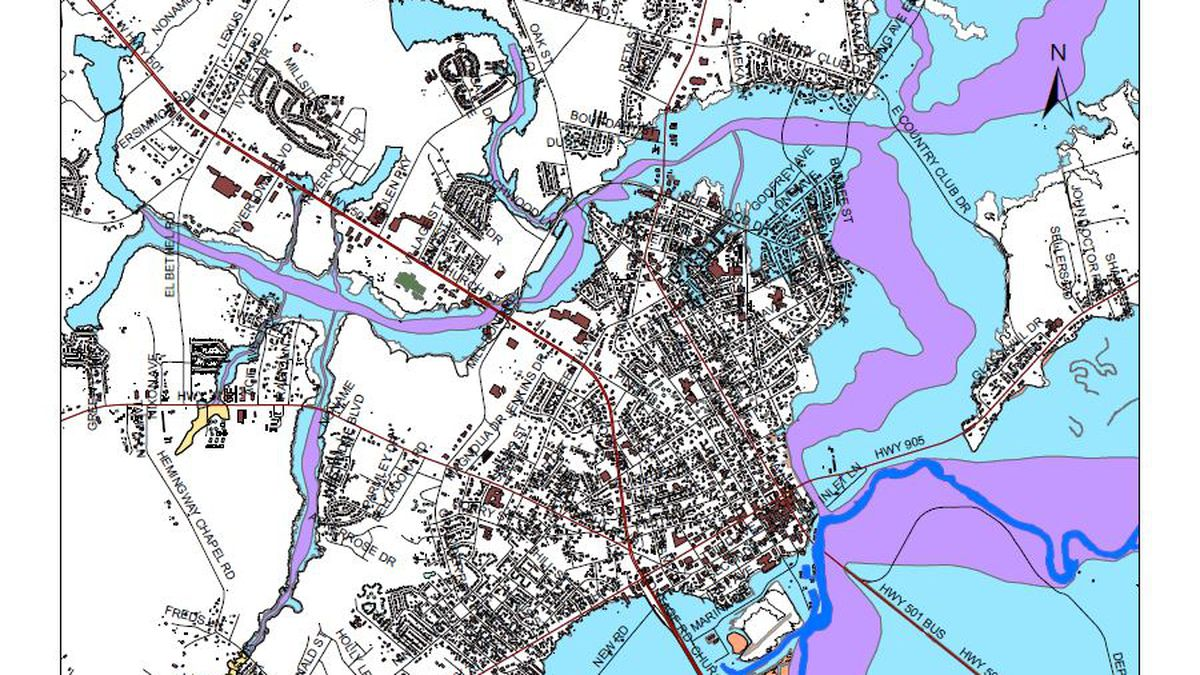 It's Your Money: Cost of updating Horry County flood maps
