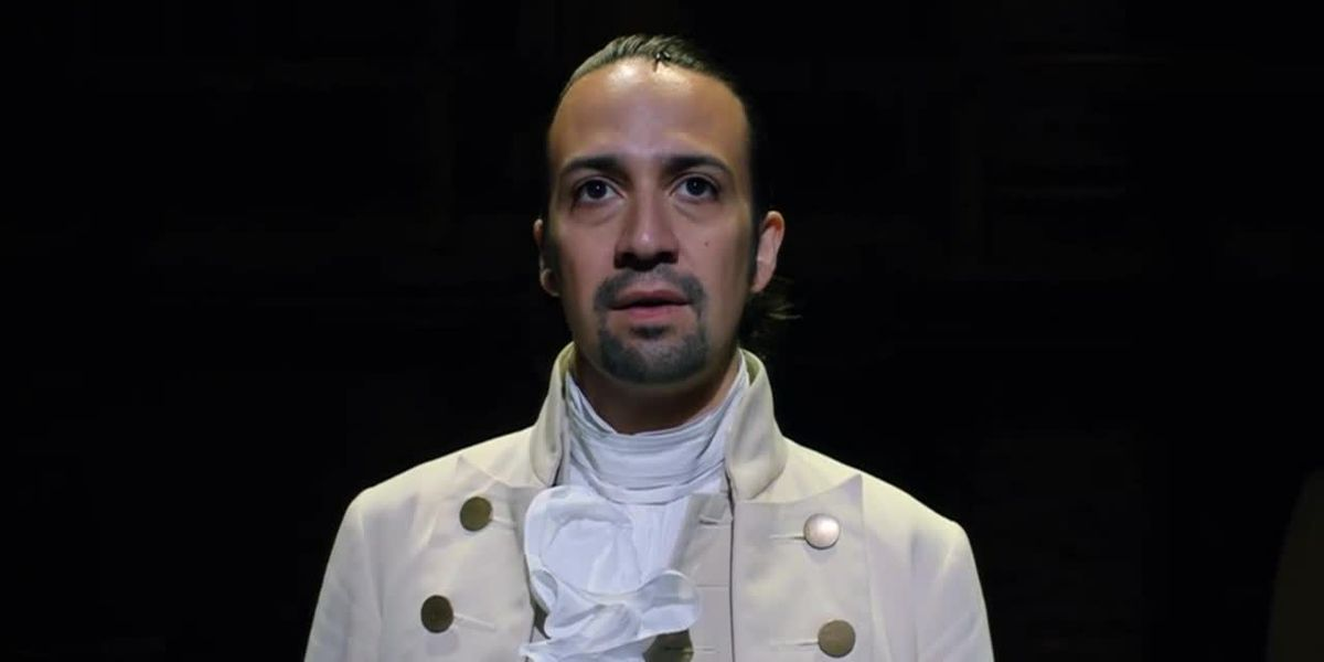 'Hamilton' premieres on Disney Plus