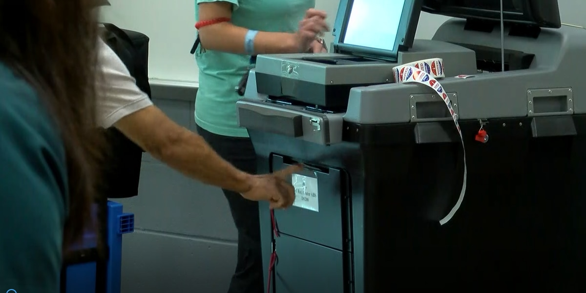 Insert face up or face down? Officials say ballots placed in scanner will be counted either way