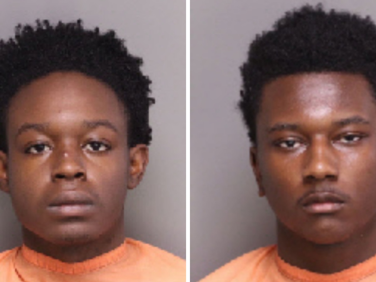 Police arrest 2 men in connection to shooting at Florence home