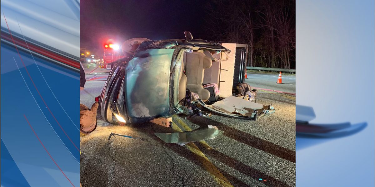 Crash involving propane truck on U.S. 501 sends one to hospital with minor injuries