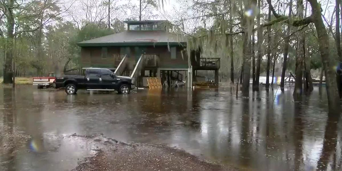 Flooding continues to impact communities across the Grand Strand