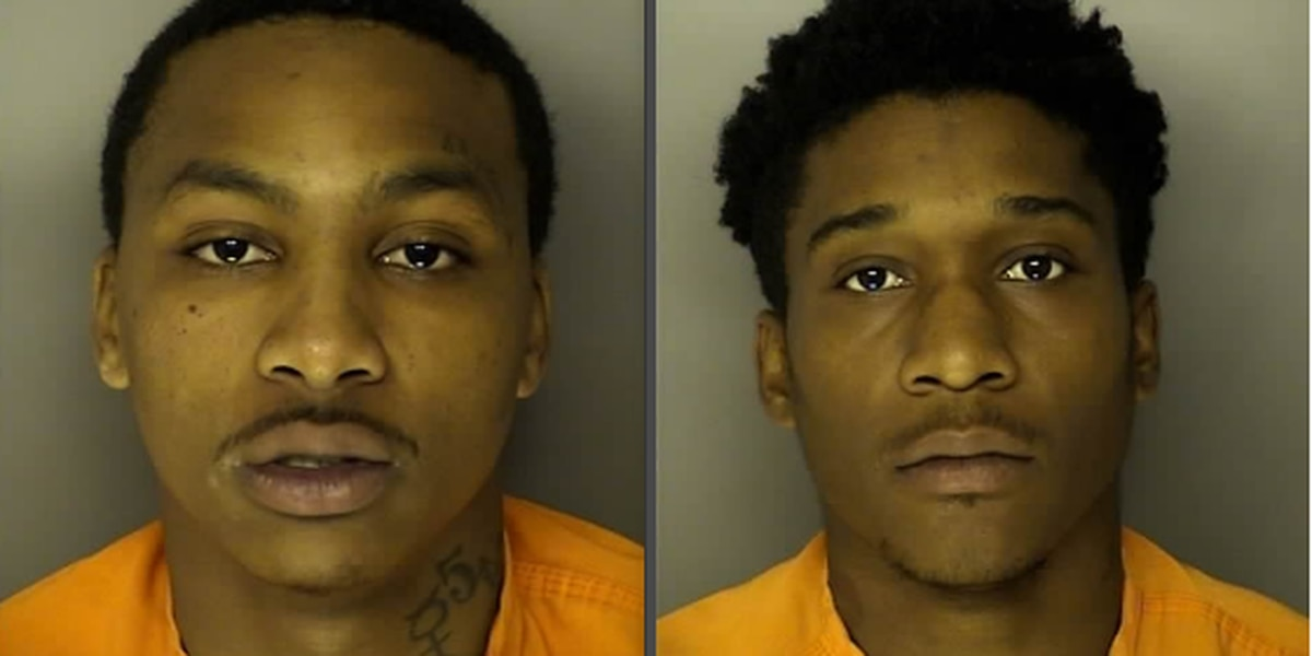 Two more suspects land on Horry County's Suspect search list